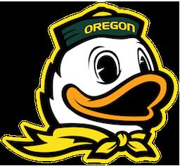 University of Oregon Duck